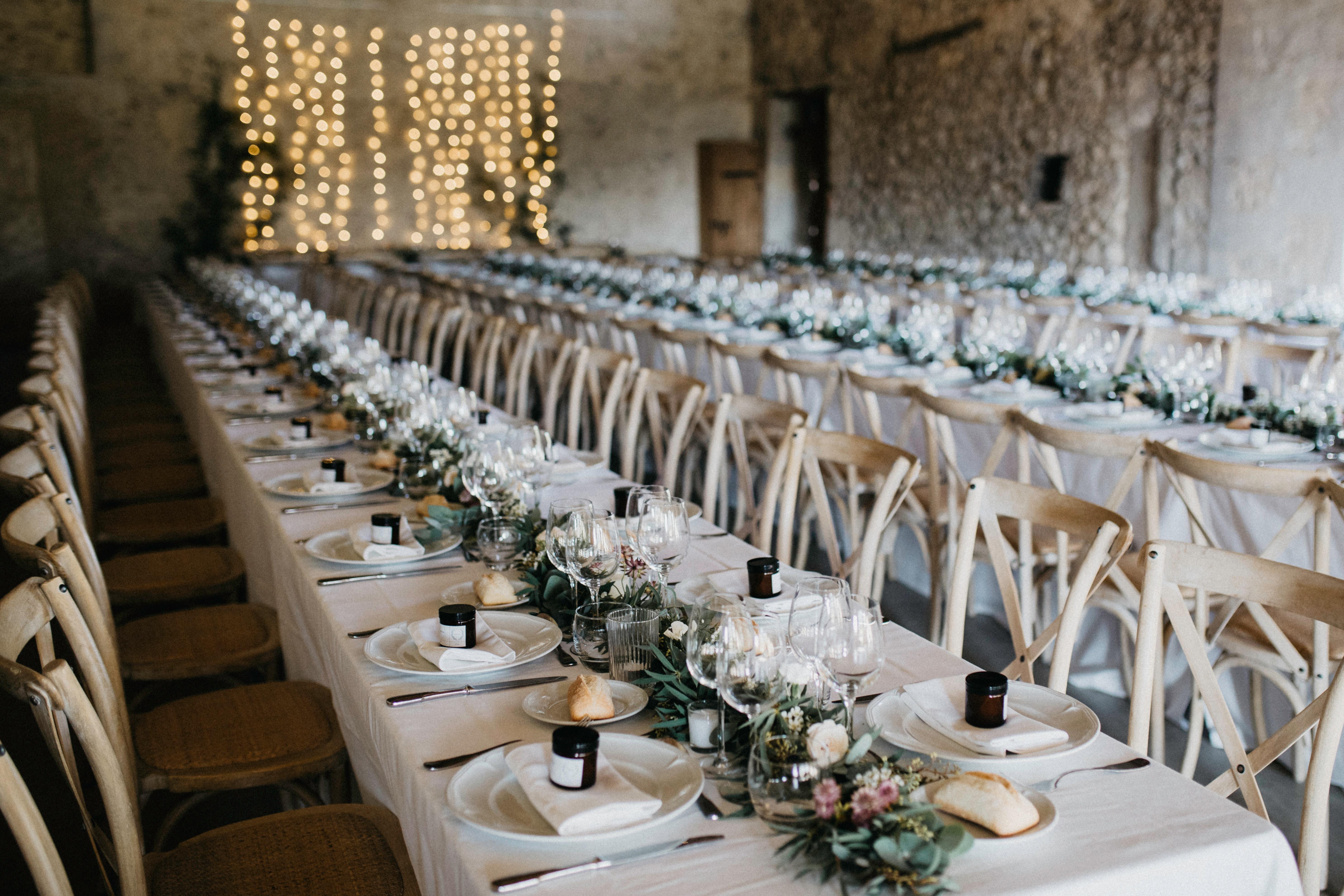 Scheunenhochzeit organisiert und Hochzeitslocation gefunden von der Hochzeitsplanerin aus Berlin!
