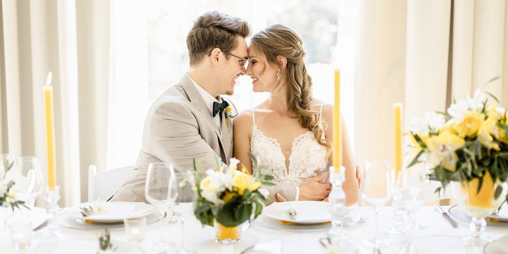 Unsere wunderschöne Toskana Hochzeit mitten in Berlin! Time for Wedding machts möglich!