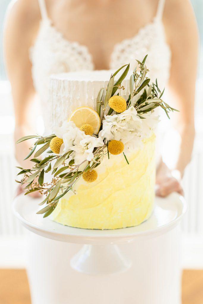 Auch diese wundervolle Hochzeitstorte kommt vom Styled Shoot von Hochzeitsplaner in Lisa. Hochzeitsplaner Berlin aus Leidenschaft!