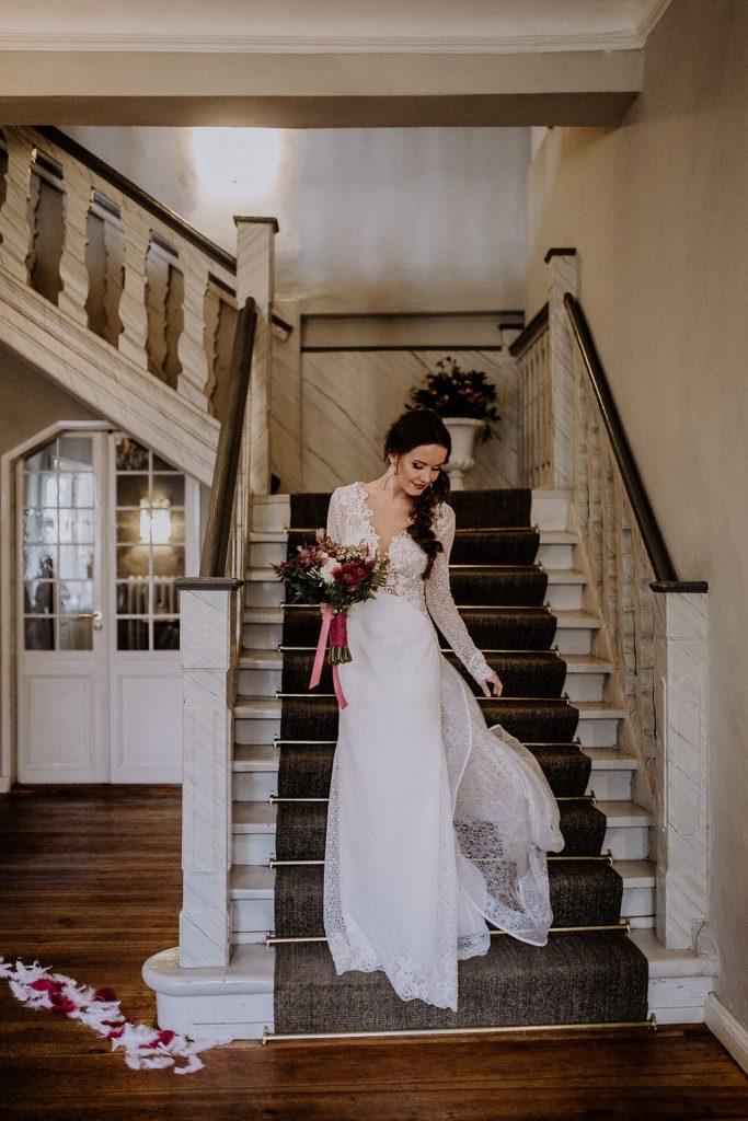 Einmarsch zur Freien Trauung. Hochzeitsplanung von Time for Wedding Berlin.
