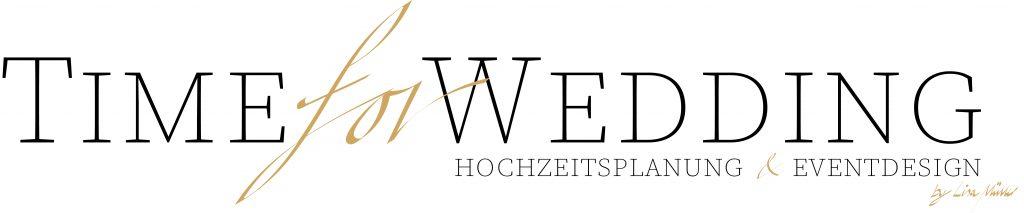 Das Logo von Time for Wedding Hochzeitsplanung in Berlin, Brandenburg und Mecklenburg-Vorpommern