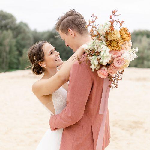 Ein glückliches Brautpaar ist immer das Ziel für Hochzeitsplanerin Lisa aus Berlin. Doch was kostet eine Hochzeitsplanung eigentlich?